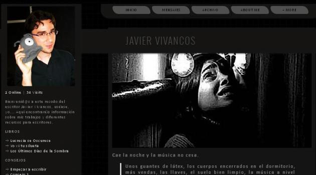 Tumblr Javier Vivancos